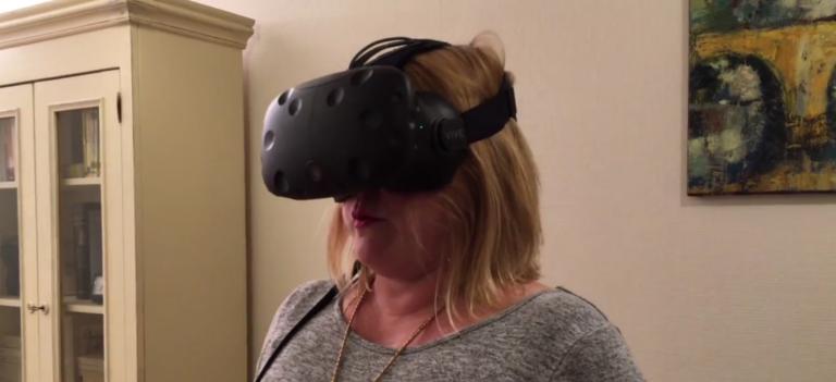 Réalité virtuelle et phobies