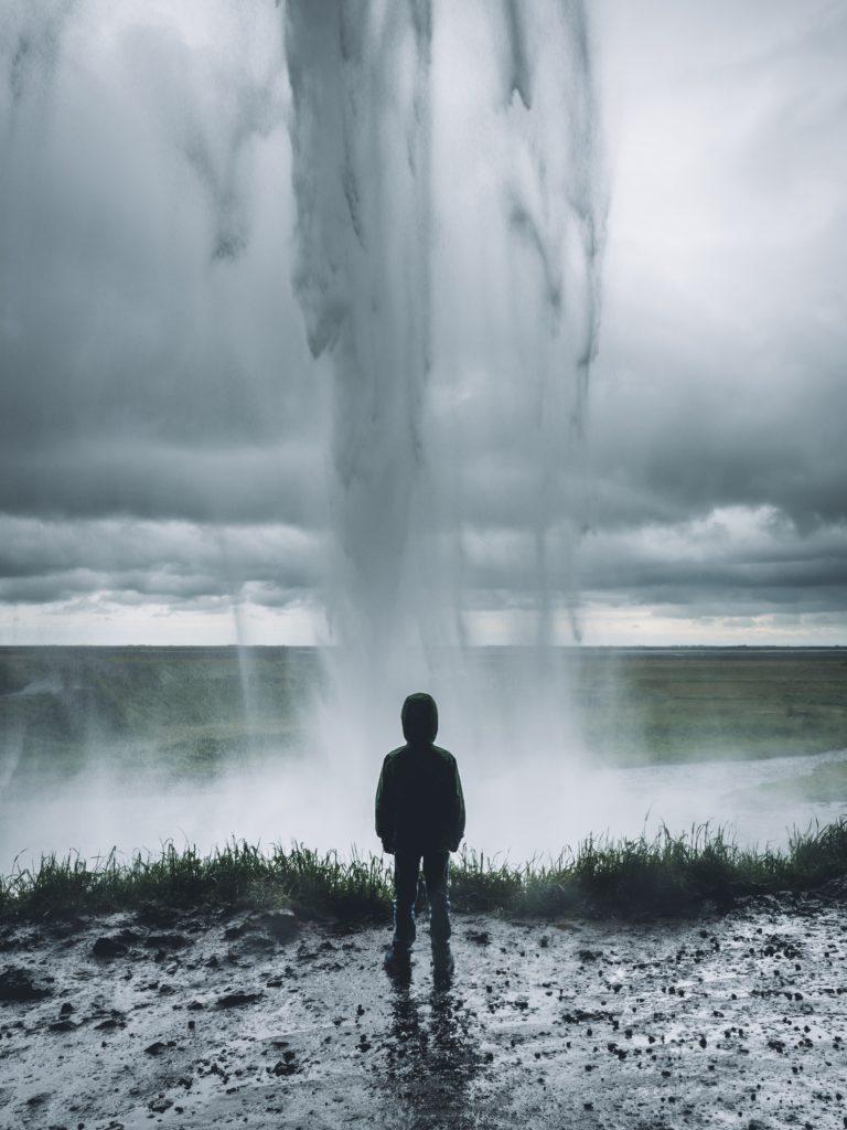 Ablutophobie : la peur de se noyer