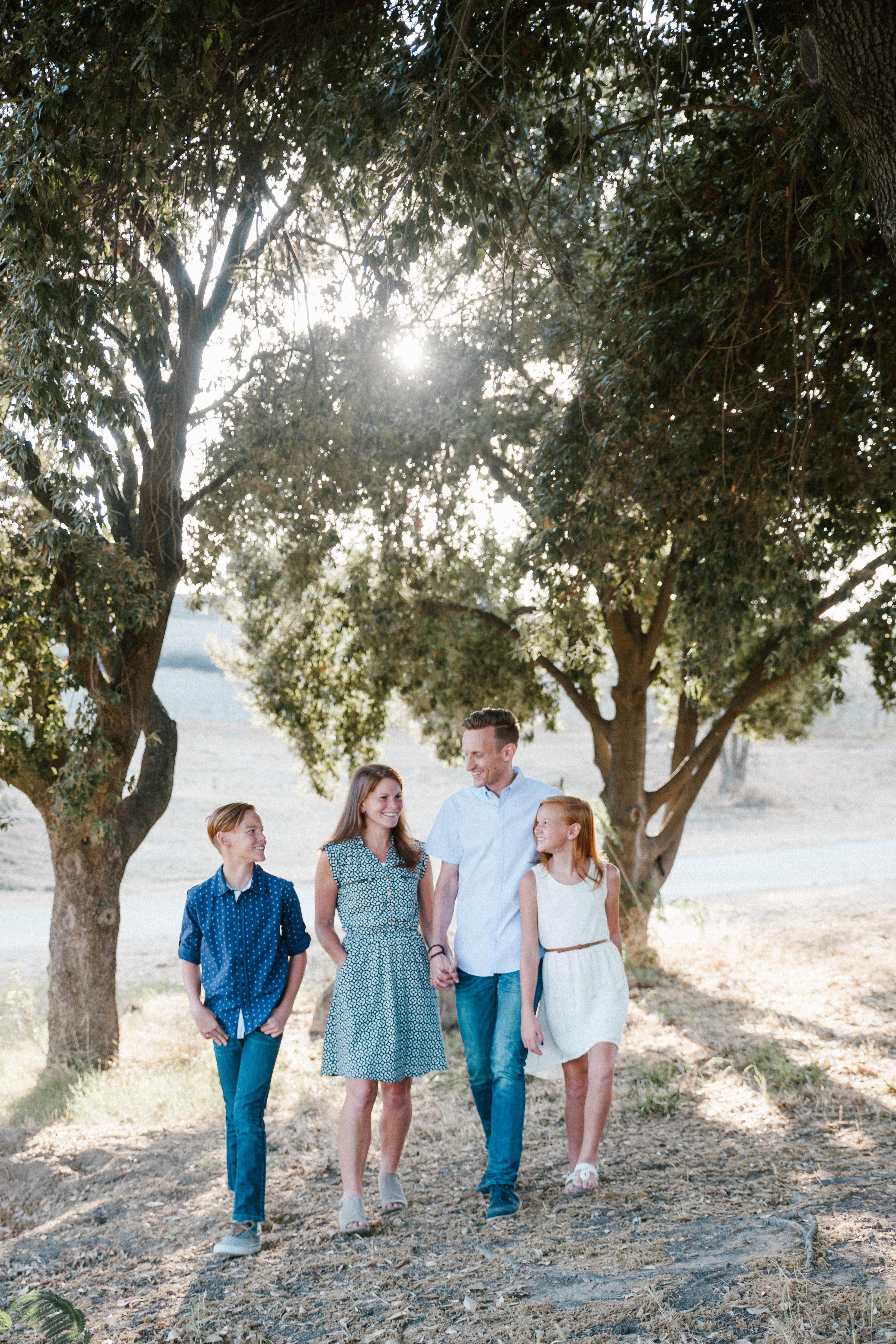 Vivre pour soi pour rendre sa famille heureuse