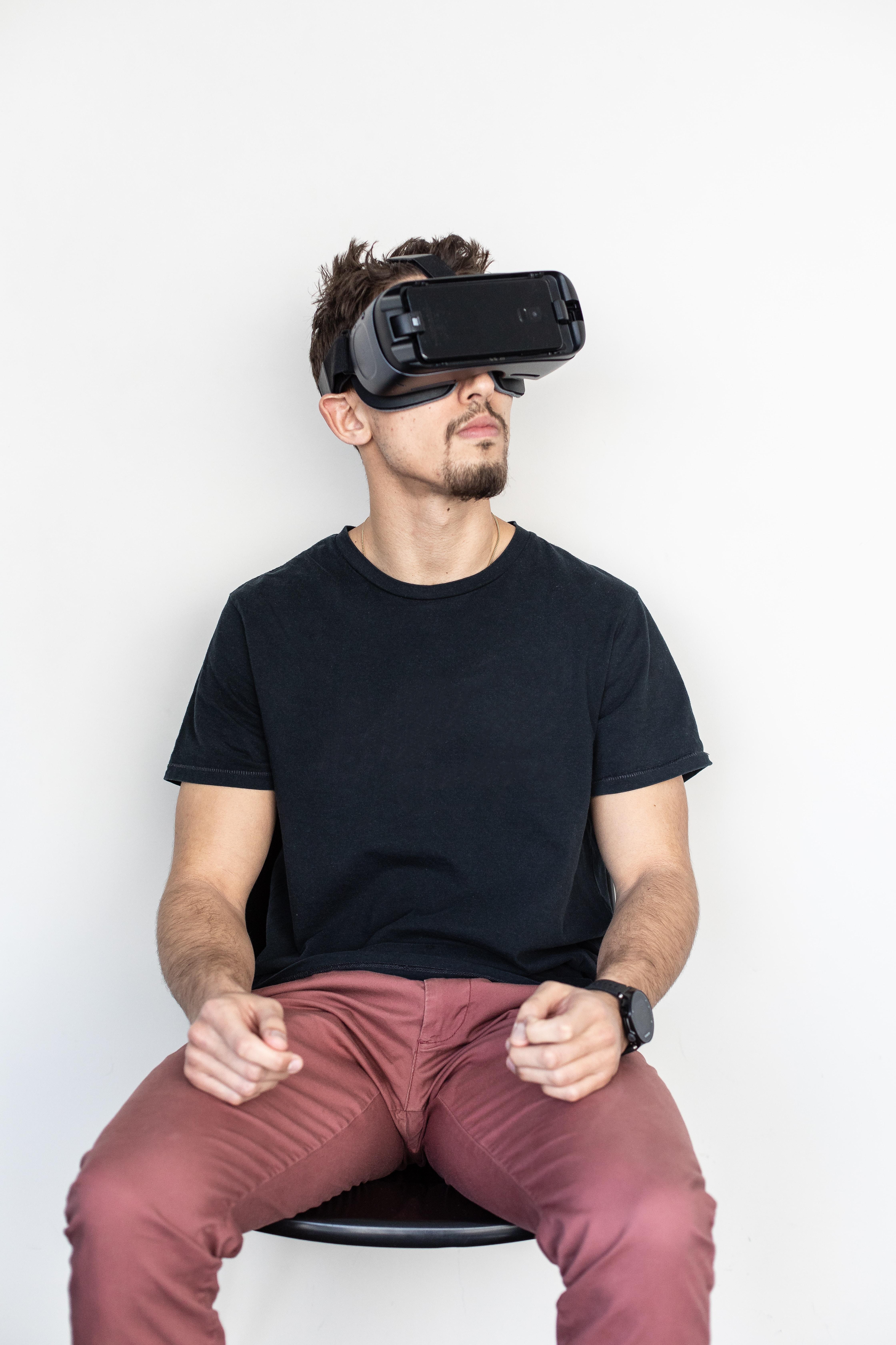 Phobies : la thérapie par réalité virtuelle