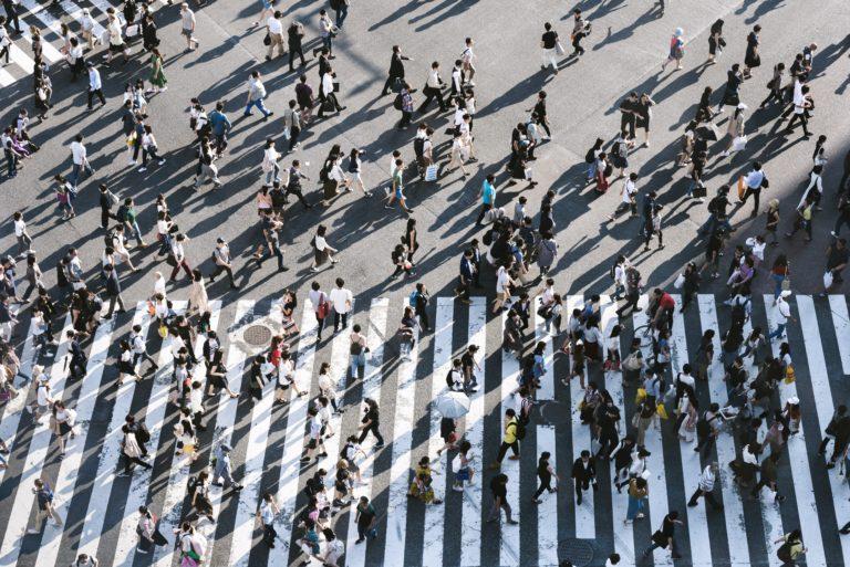 Ochlophobie, la peur de la foule