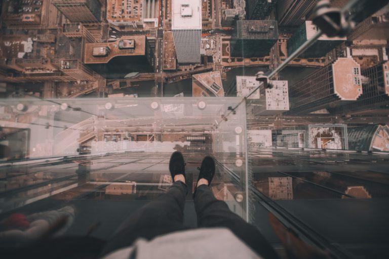 Comment gérer la peur du vide ?
