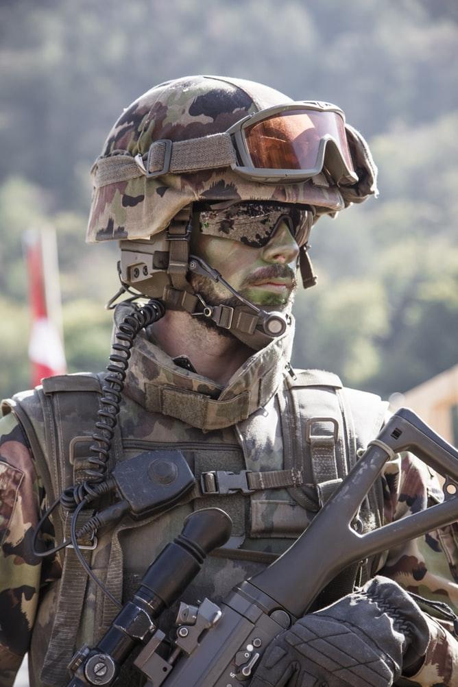 Le syndrome de la guerre du Golfe: le stress psychologique du combat