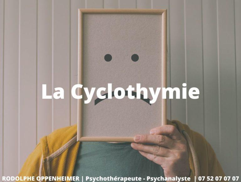 La Cyclothymie