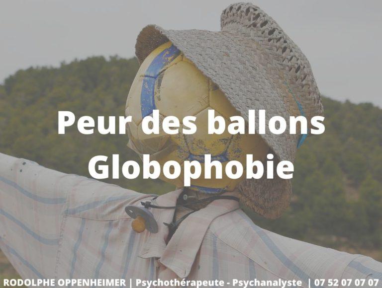 Peur des ballons – Globophobie