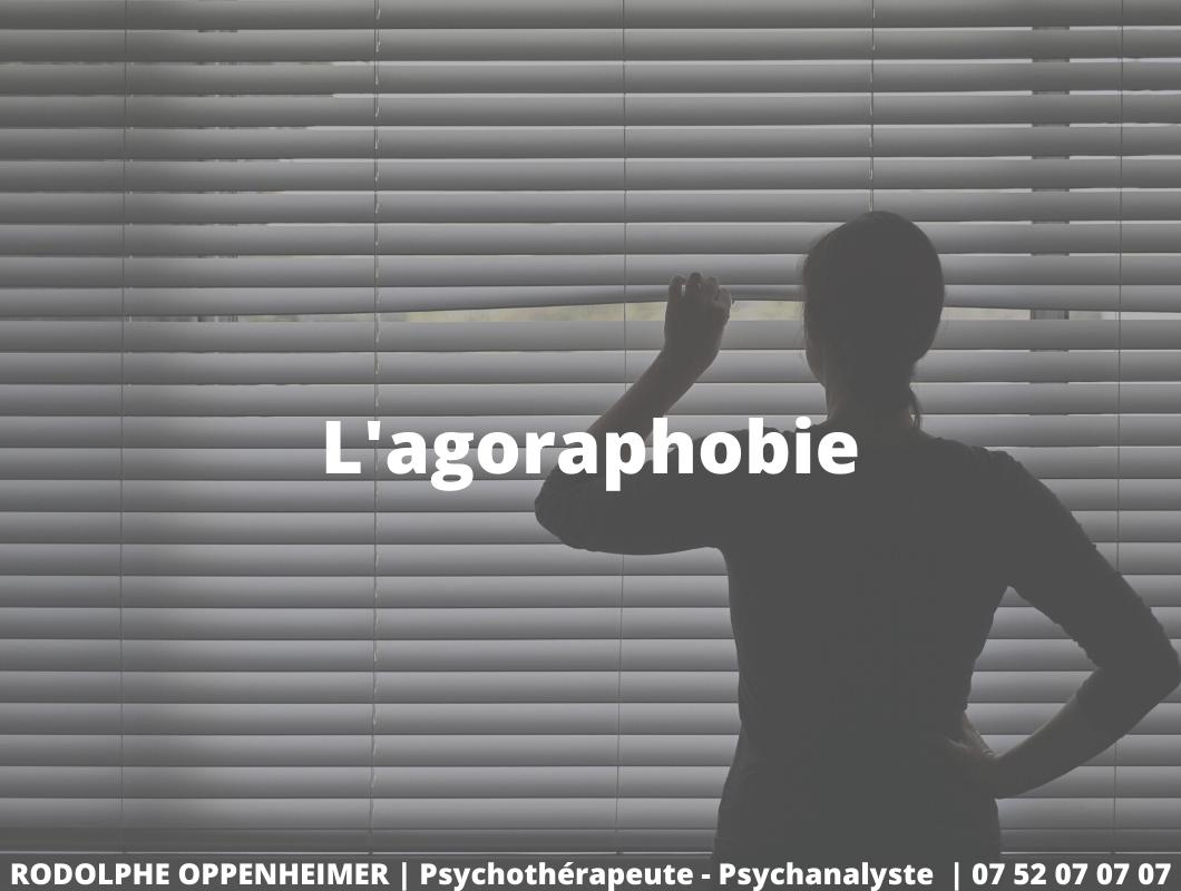 L'Agoraphobie – Trouble Anxieux