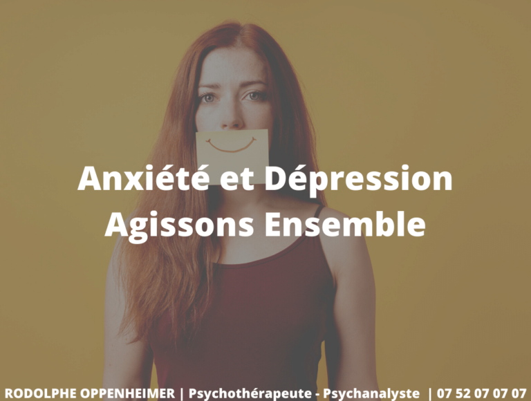 Anxiété et Dépression Agissons Ensemble