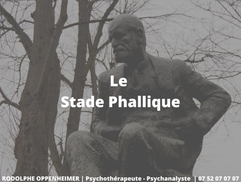 Le Stade Phallique – Freud