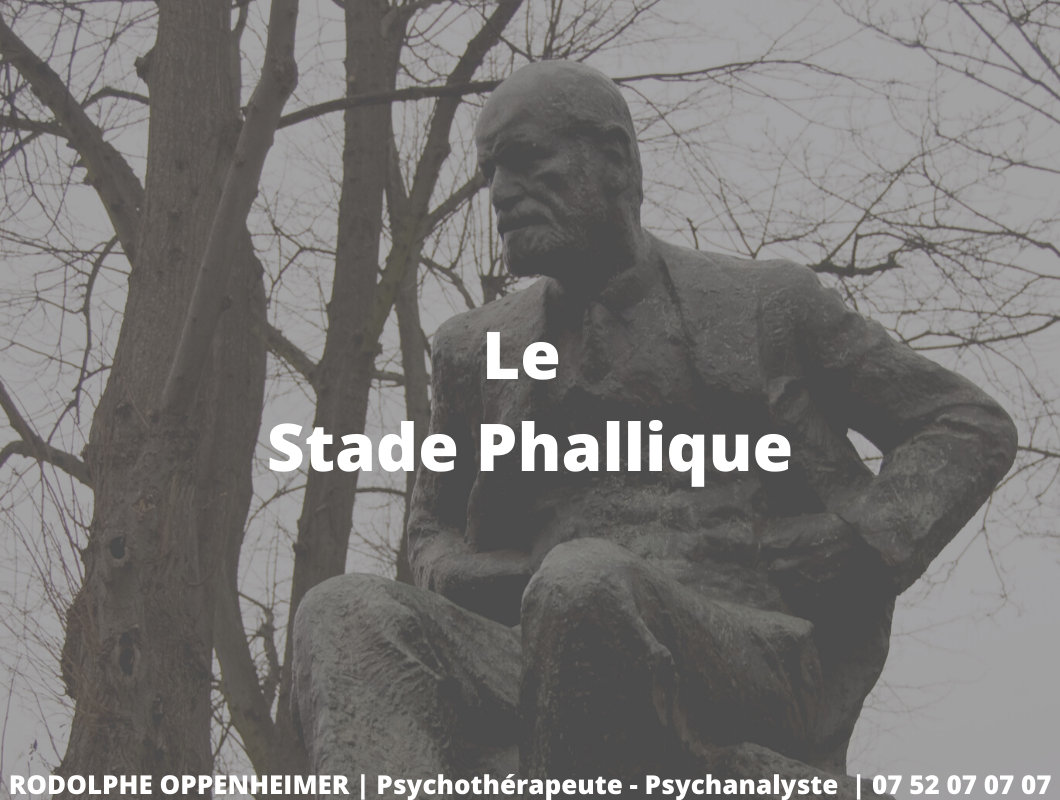 You are currently viewing Le stade phallique – Freud