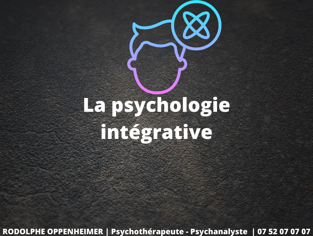 You are currently viewing La psychologie intégrative