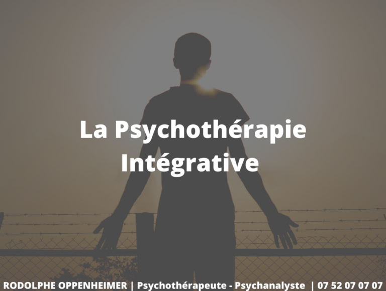 Read more about the article La Psychothérapie Intégrative : Qu'est-ce que c'est ?